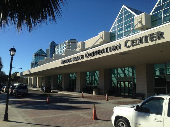 Sheraton Myrtle Beach Convention Center Hotel Home For Our Event