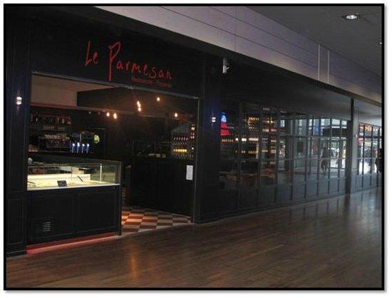 Le parmesan houdemont restaurantbeoordelingen tripadvisor for Houdemont cora