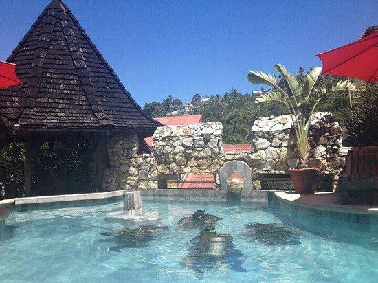 Tropicana Castle Resort: small pool
