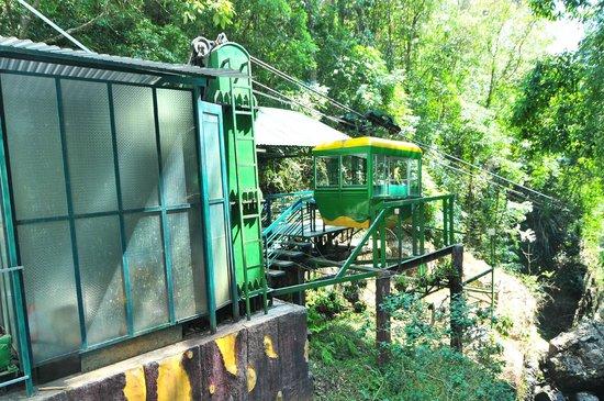 Datanla Falls : Cable car
