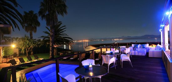 Protea Hotel Mossel Bay: Legendary Blue Oyster Bar