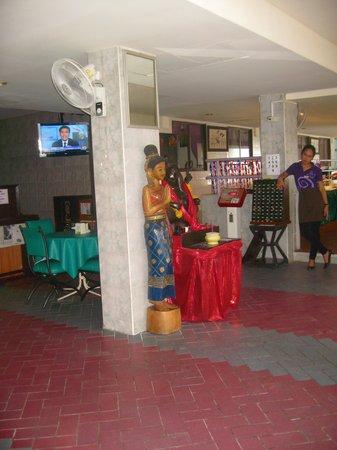 Sawasdee Sabai: Холл