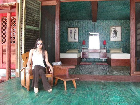 Palawan Province, Filippinerna: private room