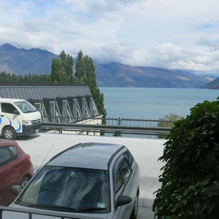 Rydges Lakeland Resort Hotel Queenstown : View from Lakeside Room 713