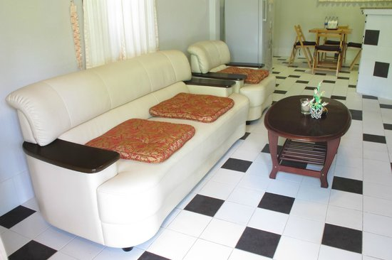 Loma Resort: Relax Zone in Family Bungalow