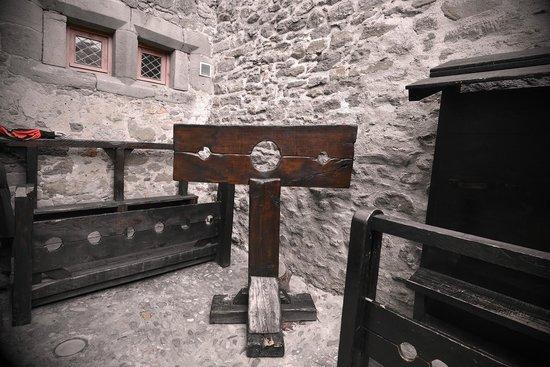 Le Musée de la Torture de Carcassone