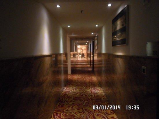 Taurus Hotel & Conventions : холл