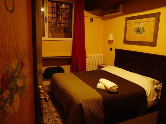 Hotel Domus Tiberina: vista desde la habitación