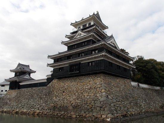 Nakatsu, Japan: 中津城