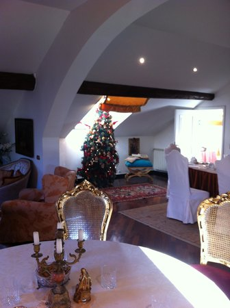 San Giorgio Rooms: на завтраке