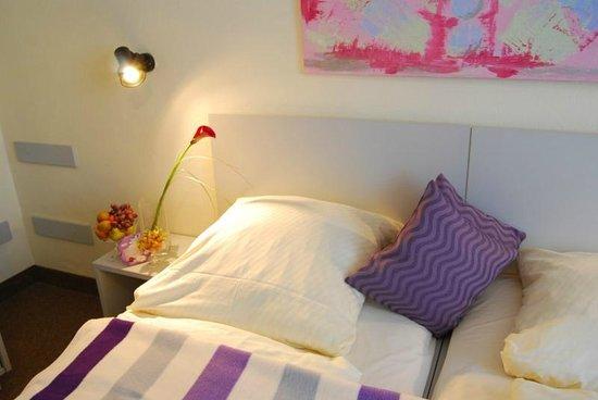 Hotel Alt Deutz : Doppelzimmer