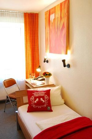 Hotel Alt Deutz : Einzelzimmer
