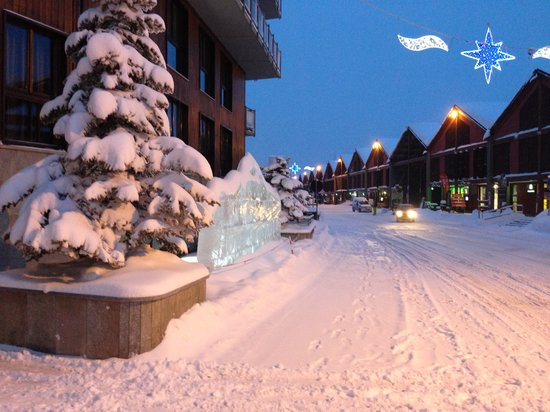 Photo of Hotel Cristallo Sestriere