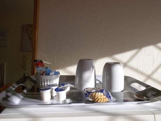 The Abingdon Guest House: Complimentary Tea and Coffee