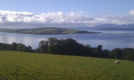 Northend Guest House : Routenburn Golf Club Largs to Isle of Cumbrae