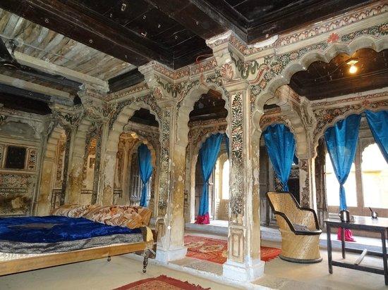 Hotel Suraj Vilas : notre chambre