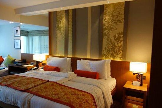 Outrigger Laguna Phuket Beach Resort: 部屋は綺麗で広いです