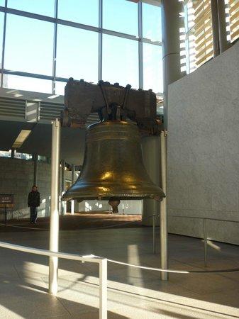 Liberty Bell Center: Liberty Bell 1