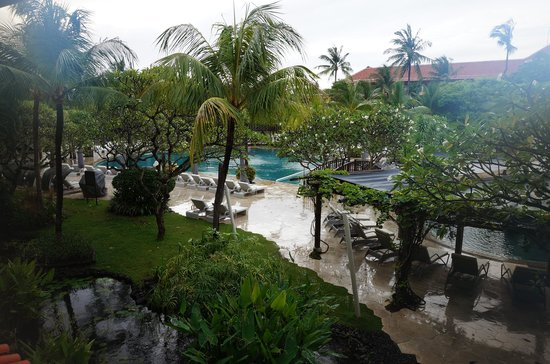The Westin Resort Nusa Dua, Bali: View from room