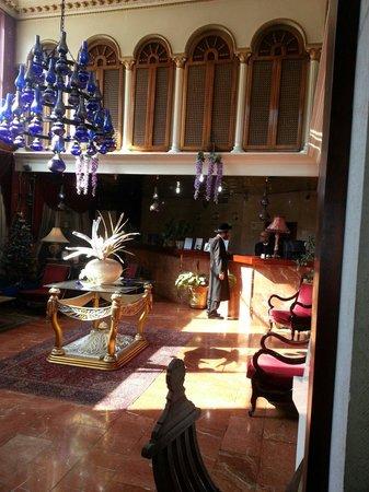 Addar Hotel: The lobby of the Addar