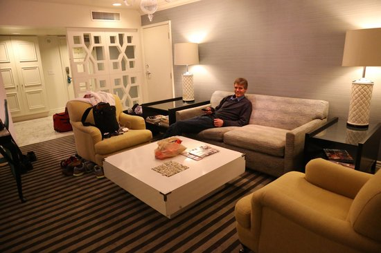 Viceroy Santa Monica : living room