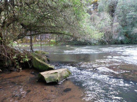 Parque Estadual do Caracol: cachoeira