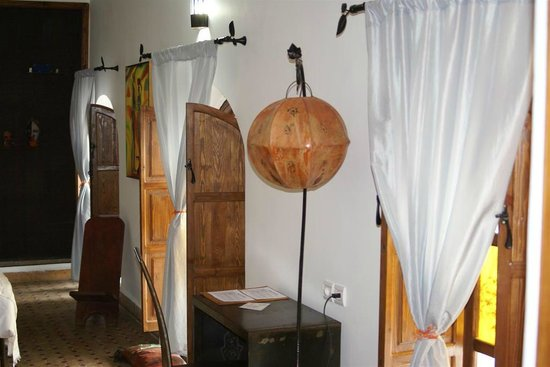 Riad Attarine: chambre Gingembre