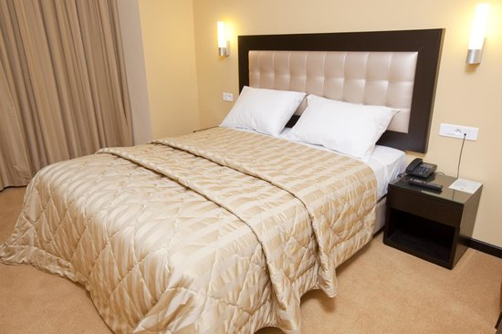 Al Walid Hotel : CHAMBRE
