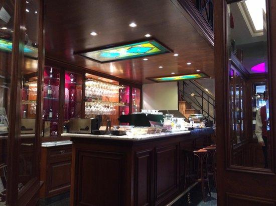 Tanguero Boutique Hotel: Бар. Тут кормят завтраком