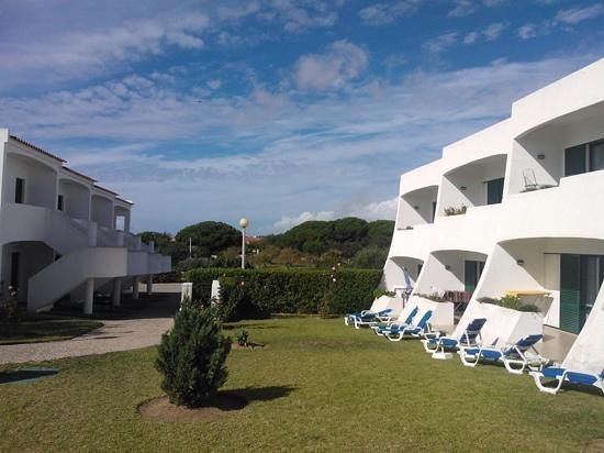 Quinta das Figueirinhas: apartment block