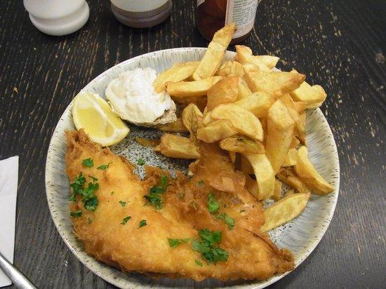 Kettle of Fish: フィッシュ&チップス