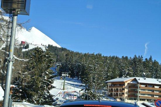 Wander-und Skigebiet Meran 2000: Горы