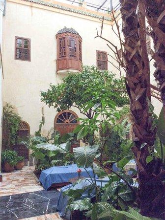 El Fenn : Courtyard