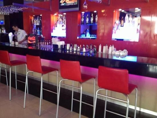 Limak Atlantis Deluxe Hotel & Resort: lobby bar