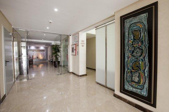 Al Walid Hotel : HALL