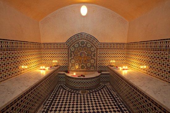 Al Walid Hotel : Hamam