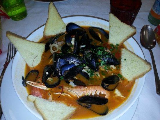 Croce Del Sud : Zuppa di pesce