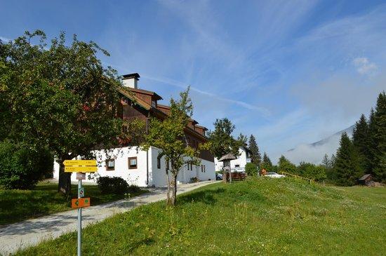 Ferienparadies Wiesenbauer: The farmhouse