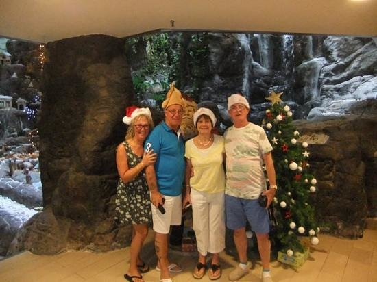 Paradise Park Fun Lifestyle Hotel: What a great placeto stay at Christmas����
