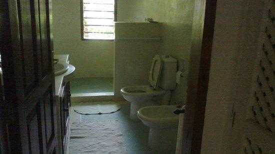 B&B Mela's: Bathroom