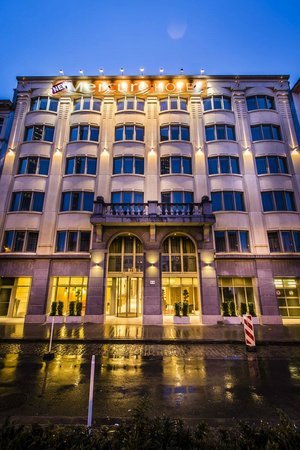 Mercure Brussels Centre Midi Updated 2018 Hotel Reviews