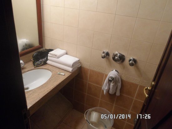 Palace on Ganges: хорошая ванная