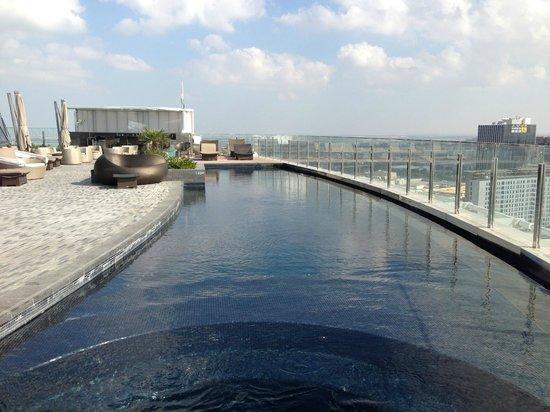 Hyatt Capital Gate: Pool