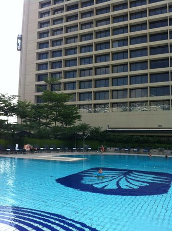 Pan Pacific Singapore: Pool