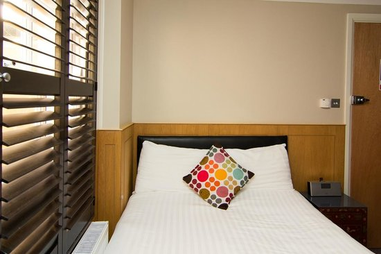 Albion House Hotel: Petit Double room