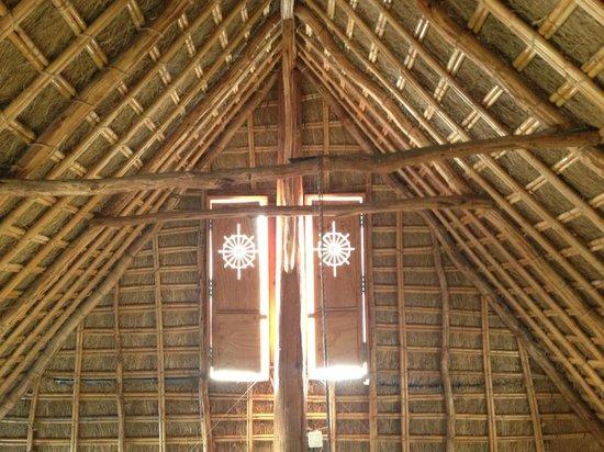 Casas Karen, Los Canos de Meca: Detailing inside our Choza