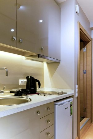 Cozy Flats : executive sea view kitchen