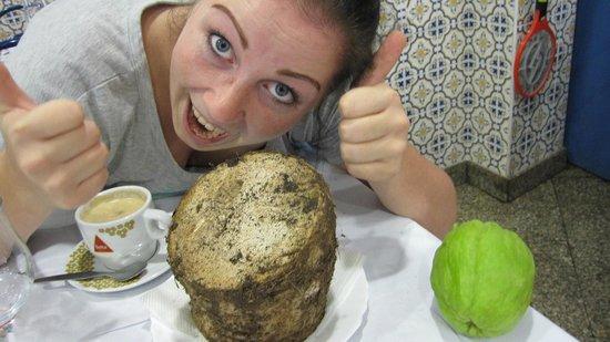 Restaurante Riviera : Finurlige grøntsager - inden tilberedningen