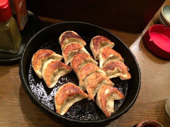 Tetsunabe: 小さめで食べやすい!