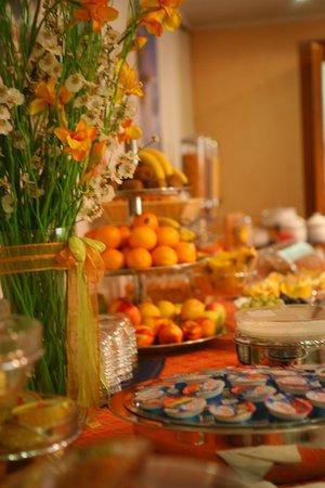 Hotel Adige: Sala Colazioni